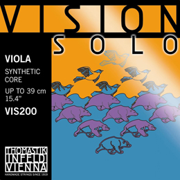 Vision Solo(ビオラ弦)